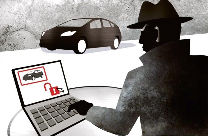 Auto's met 'keyless entry' stelen, is met de juiste software een eitje
