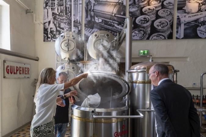 Koningin Máxima brouwt in Gulpen een heel speciaal biertje: Máximale Hop