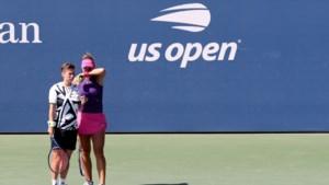 Demi Schuurs ook op US Open snel uitgeschakeld