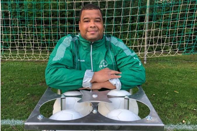 Amarildo Gerits: 'VV Born is als een tweede thuis voor mij'