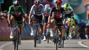 Sprintzege Ewan in Benelux Tour, Küng nieuwe leider