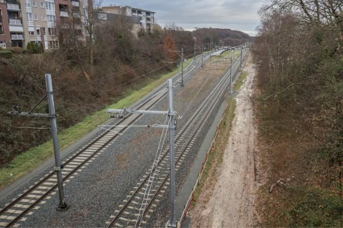 Spoorverdubbeling Landgraaf-Heerlen vergt minder bomenkap, bewoners hekelen gang van zaken