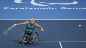 Na goud nu zilver voor tennisser Sam Schröder op Paralympische Spelen
