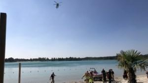 Zwemmer (22) verdronken in Blauwe Meertje in Weert