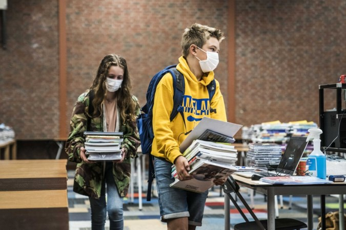 De Limburgse scholen gaan weer open: scholieren en leraren zijn toe aan een normaal leerjaar
