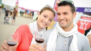 Drie dagen feest tijdens kermis in tent Heijmanspark Afferden, QR-code nodig