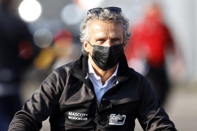 Emotionele Jan Lammers: 'Formule 1 naar Zandvoort halen was zo'n slecht idee nog niet'