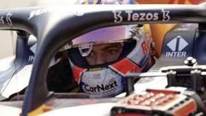 Max Verstappen slecht magische grens tijdens Dutch GP
