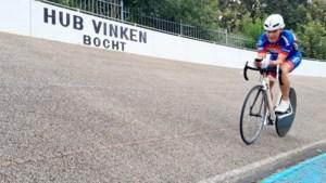 Nederlands uurrecord 80-plussers verbroken op Wielerbaan Geleen