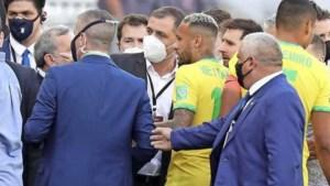 Gezondheidsofficials onderbreken WK-kwalificatieduel tussen Brazilië en Argentinië