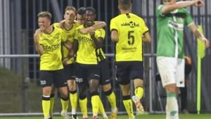 Eerste doelpunt Smans in betaald voetbal voldoende voor VVV-zege