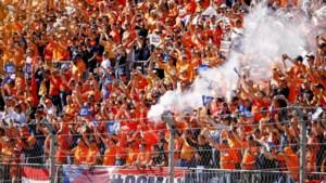 Nagelbijten voor Oranje-legioen in Zandvoort: 'Het wordt héél spannend'