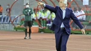 Voetballers Marokko vast in Guinee na staatsgreep