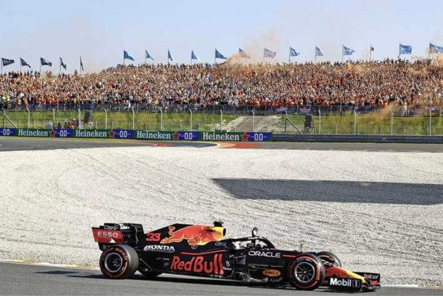 LIVE   Zandvoort maakt zich op voor de grote racedag