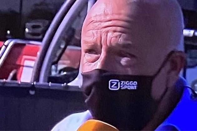 Tom Coronel in tranen na winst Max Verstappen
