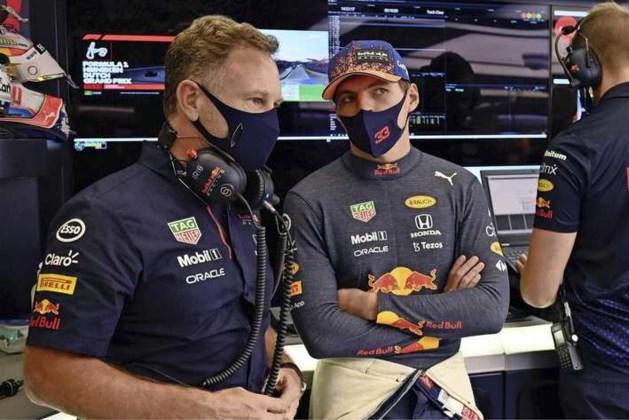 Red Bull-teambaas Christian Horner: 'Alsof je drie dagen in een nachtclub staat'