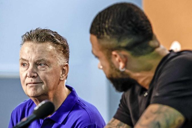 Memphis Depay blokkeerde bij Manchester United, zegt Van Gaal nu over sterspeler.