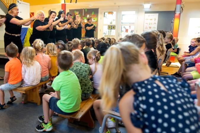 Zelfstandigheid vormt de basis bij Daltonschool OBS de Kring in Genhout