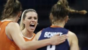 Britt Bongaerts krijgt na EK volleybal amper kans op adem te komen: 'Ik weet dat ik roofbouw pleeg op mijn lichaam'