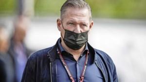 Jos Verstappen na overwinning Max uit voorzorg naar ziekenhuis
