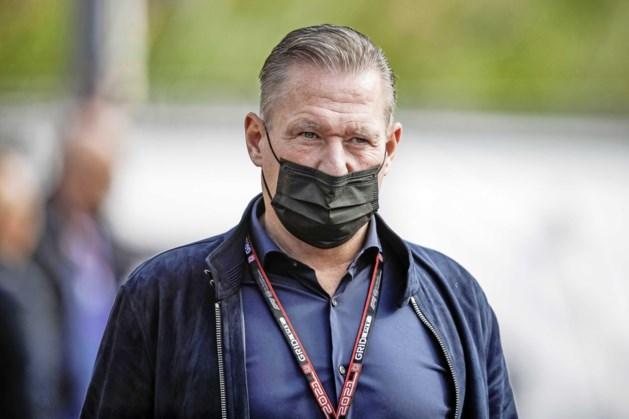 Jos Verstappen na overwinning Max uit voorzorg naar ziekenhuis in Roermond