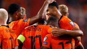 Boete en stadionverbod voor fans op veld bij interland Oranje, ook voor Amin van 13