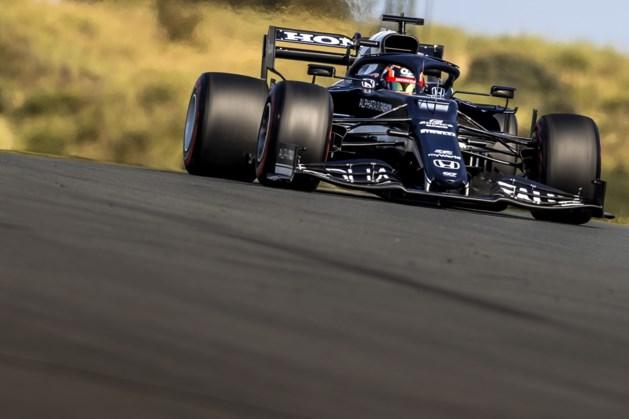Formule 1-team AlphaTauri gaat door met coureurs Gasly en Tsunoda