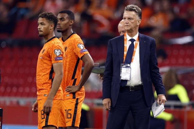 Van Gaal kreeg Oranje zo snel op de rails door te luisteren naar zijn internationals en zijn visie te parkeren