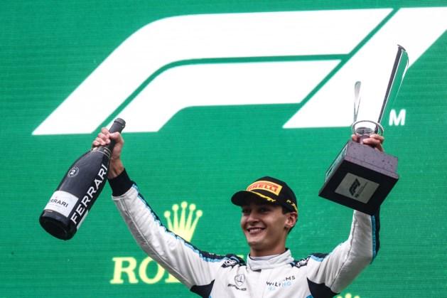 Russell nieuwe teamgenoot Hamilton bij Mercedes