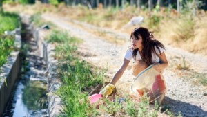 World Cleanup Day: gewapend met prikker zwerfvuil te lijf in Eijsden-Margraten