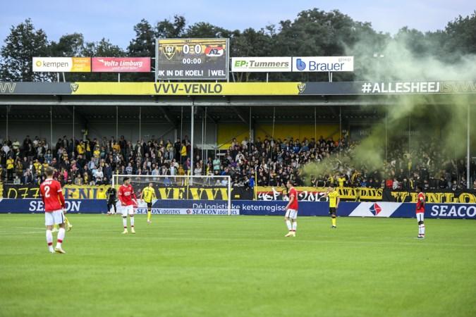 VVV-fans boycotten 'risicowedstrijd' in Volendam: 'Daar begrijp ik niets van'