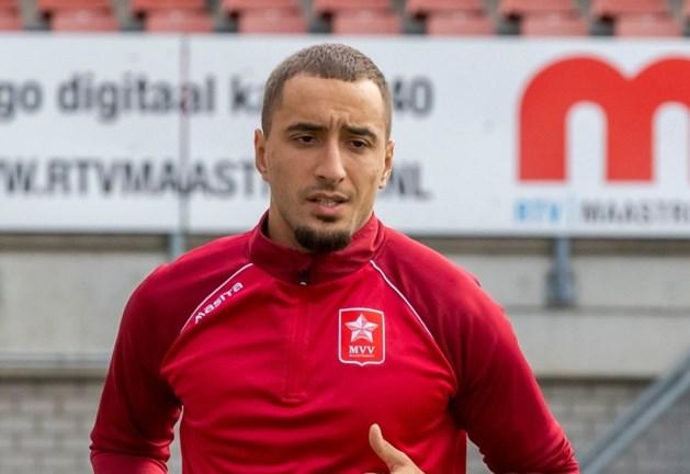 MVV legt buitenspeler Lazaar vast voor de rest van het seizoen