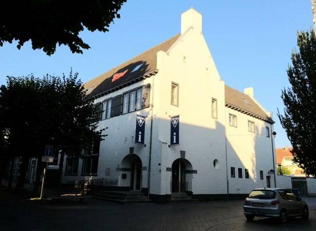 VVV mag van gemeente Valkenburg spandoek ophangen bij tijdelijk onderkomen in gebouw De Post