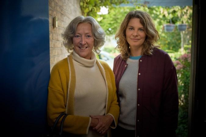 Rifka Lodeizen en Loes Luca in tv-serie 'Maud & Babs': als moeder in de war raakt