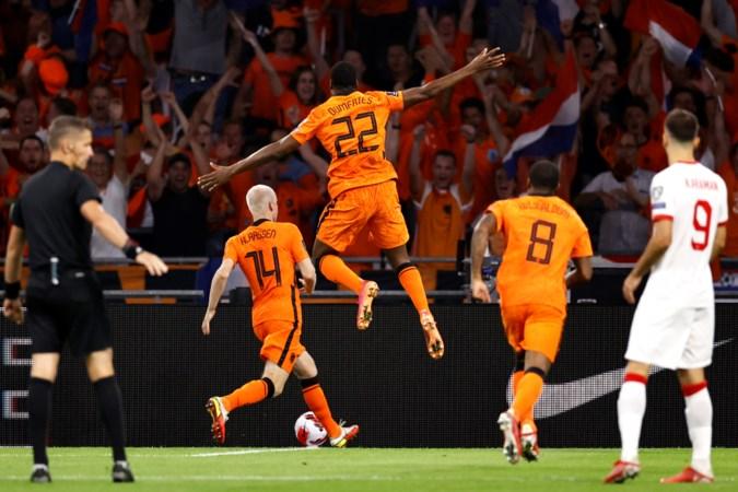 Buitenlandse media lyrisch na 'voetbalgala' Oranje: 'Turkije kreeg alle kleuren van de regenboog te zien'