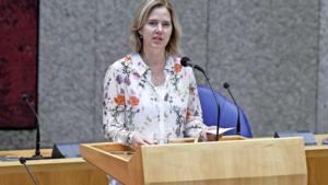 Toch nog een lobbyverbod voor Cora van Nieuwenhuizen en Stientje van Veldhoven
