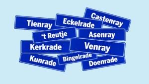 Wat hebben Venray, Kunrade en 't Reutje met elkaar gemeen?