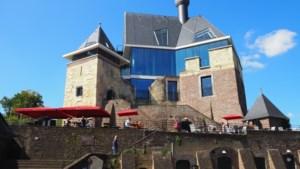 Historisch lunchen bij Kasteel Kafee 950 in Kessel