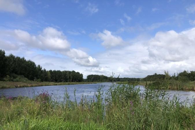 Het hoogwater is weg: de buffer tussen Ooijen en Wanssum is nu weer gewoon natuurgebied