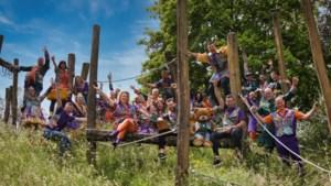 Vriendschap zorgt voor de vrolijke noot bij jubilerende zaate hermenie Gein Idee uit Lindenheuvel