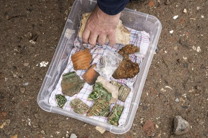 Weert wil tonnen extra uittrekken voor nader archeologisch onderzoek voorburcht