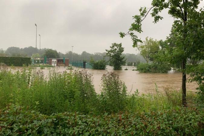 Plan van aanpak voor sportcomplexen in Valkenburg opnieuw uitgesteld na watersnood