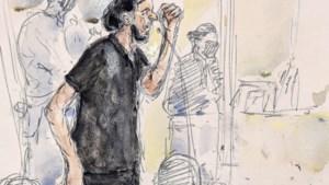Abdeslam onderbreekt proces om medeverdachten te verdedigen