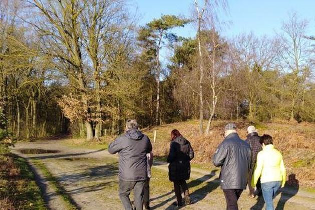 Wandeling voor mantelzorgers in gemeente Bergen