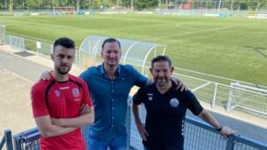 Guido Leunissen zoekt nog naar de verhoudingen binnen de selectie van FC Geleen Zuid