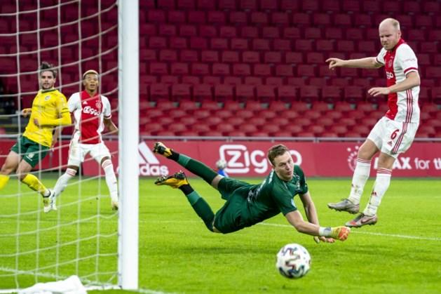 Vier wedstrijden van Fortuna verplaatst; duel tegen Ajax dag eerder