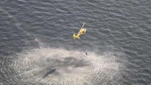 Vrouw die 10 kilometer voor kust werd gered ging 'gewoon zwemmen'