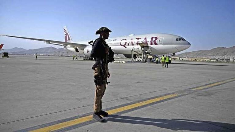'Nederlanders op nieuwe evacuatievlucht uit Kaboel'
