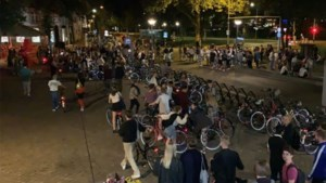 'Het leek wel een festival'; politie stuurt duizend studenten weg
