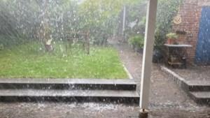 Kletsnat 2021: op sommige plaatsen in ons land viel al regen voor een heel jaar